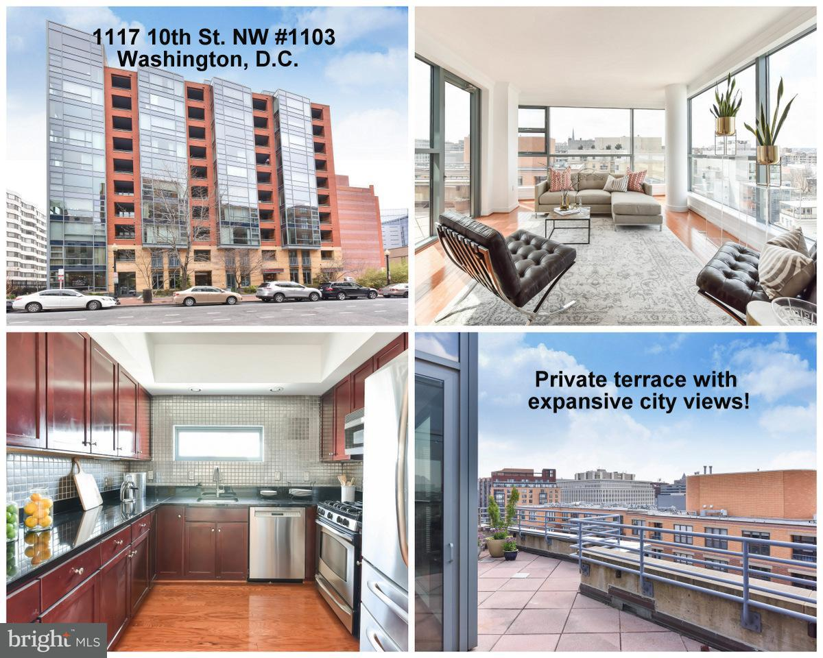 Single Family for Sale at 1117 10th St NW #1103 Washington, District Of Columbia 20001 United States