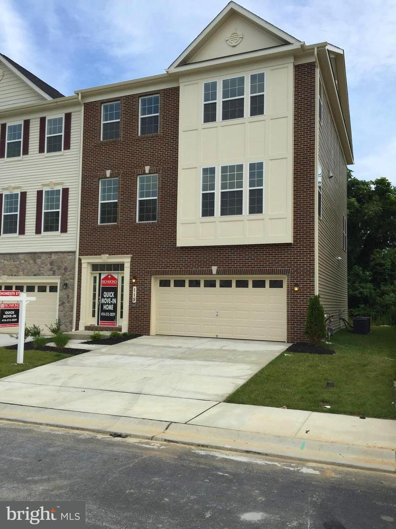 Other Residential for Rent at 115 Merlot St Millersville, Maryland 21108 United States