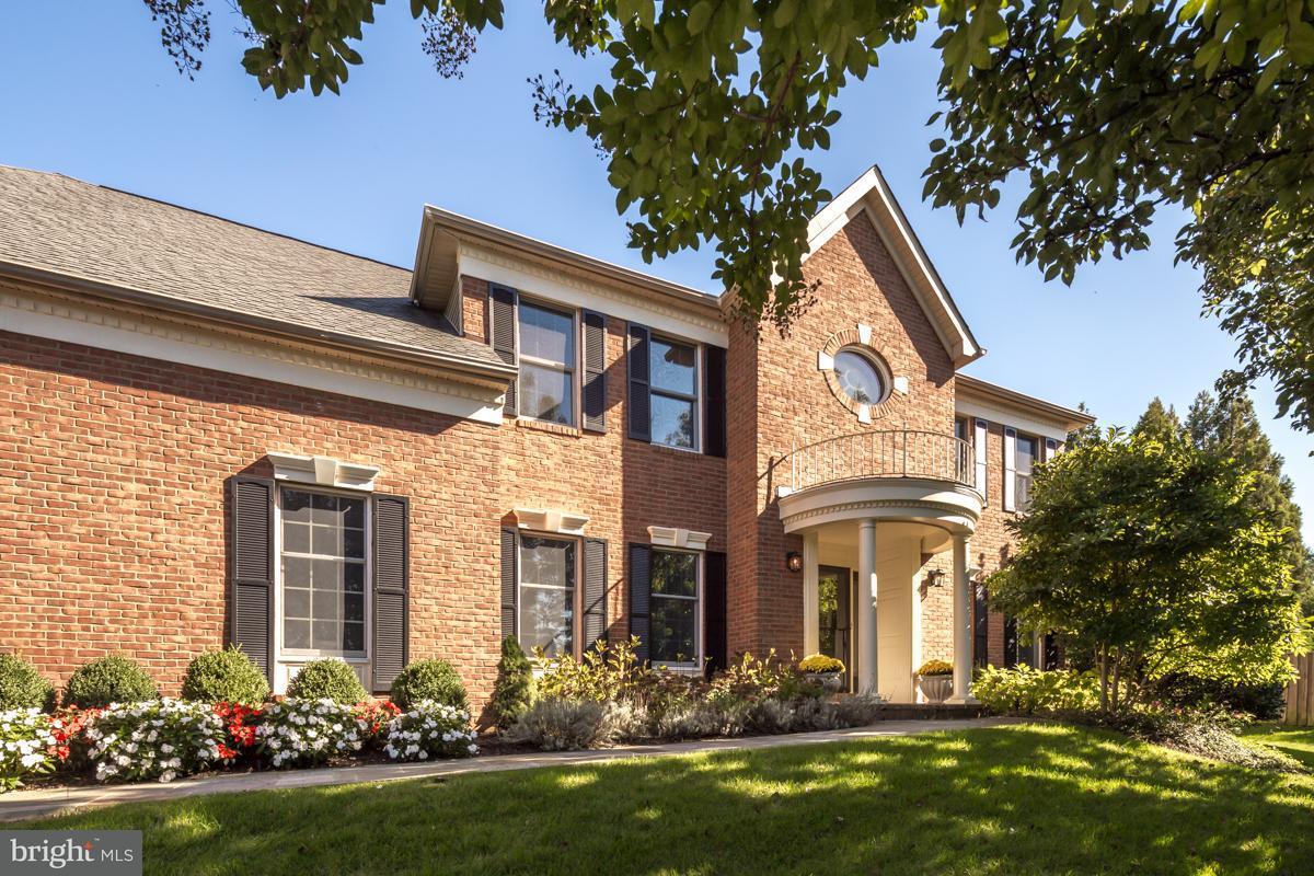 Maison unifamiliale pour l Vente à 3189 Pond Mist Way 3189 Pond Mist Way Herndon, Virginia 20171 États-Unis