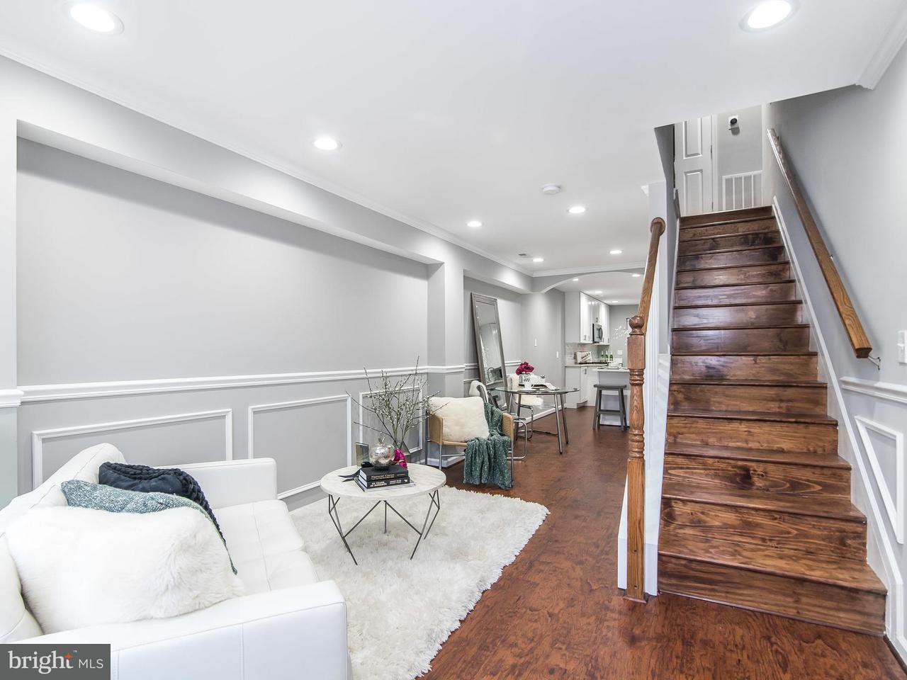 Single Family for Sale at 419 Washington St S Baltimore, Maryland 21231 United States