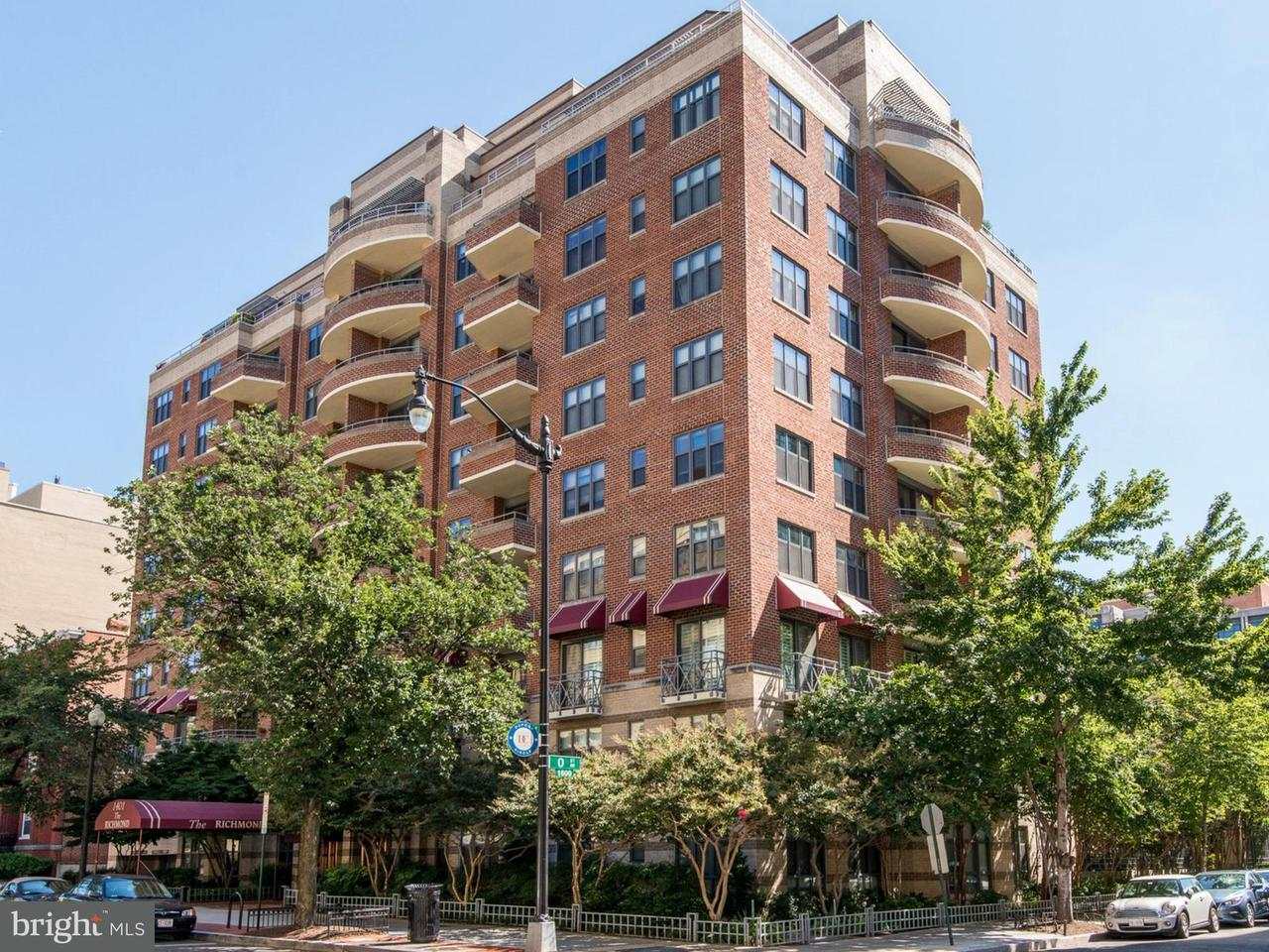 Condominium for Sale at 1401 17th St Nw #510 1401 17th St Nw #510 Washington, District Of Columbia 20036 United States