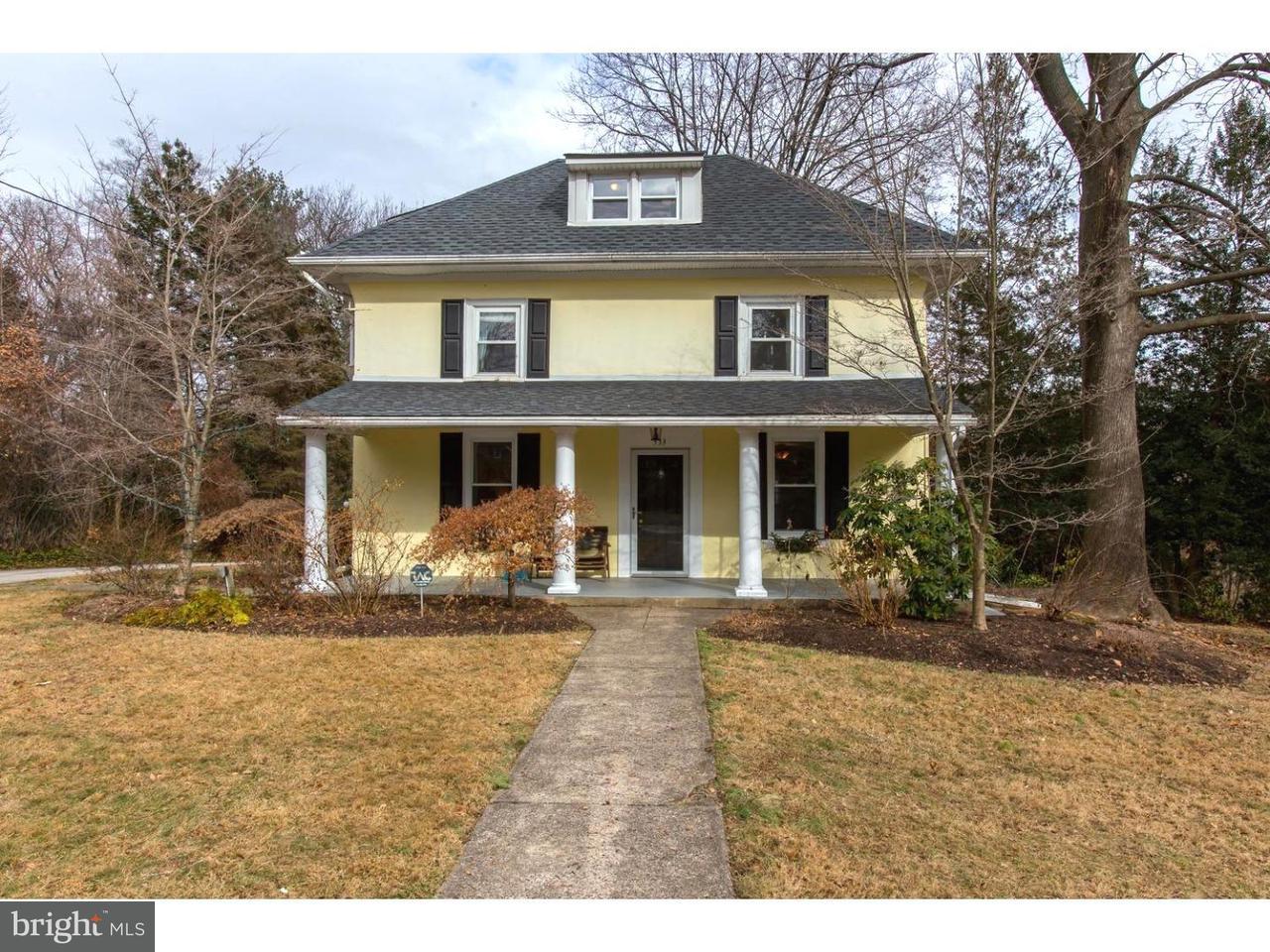 Casa Unifamiliar por un Venta en 333 DICKINSON Avenue Swarthmore, Pennsylvania 19081 Estados Unidos