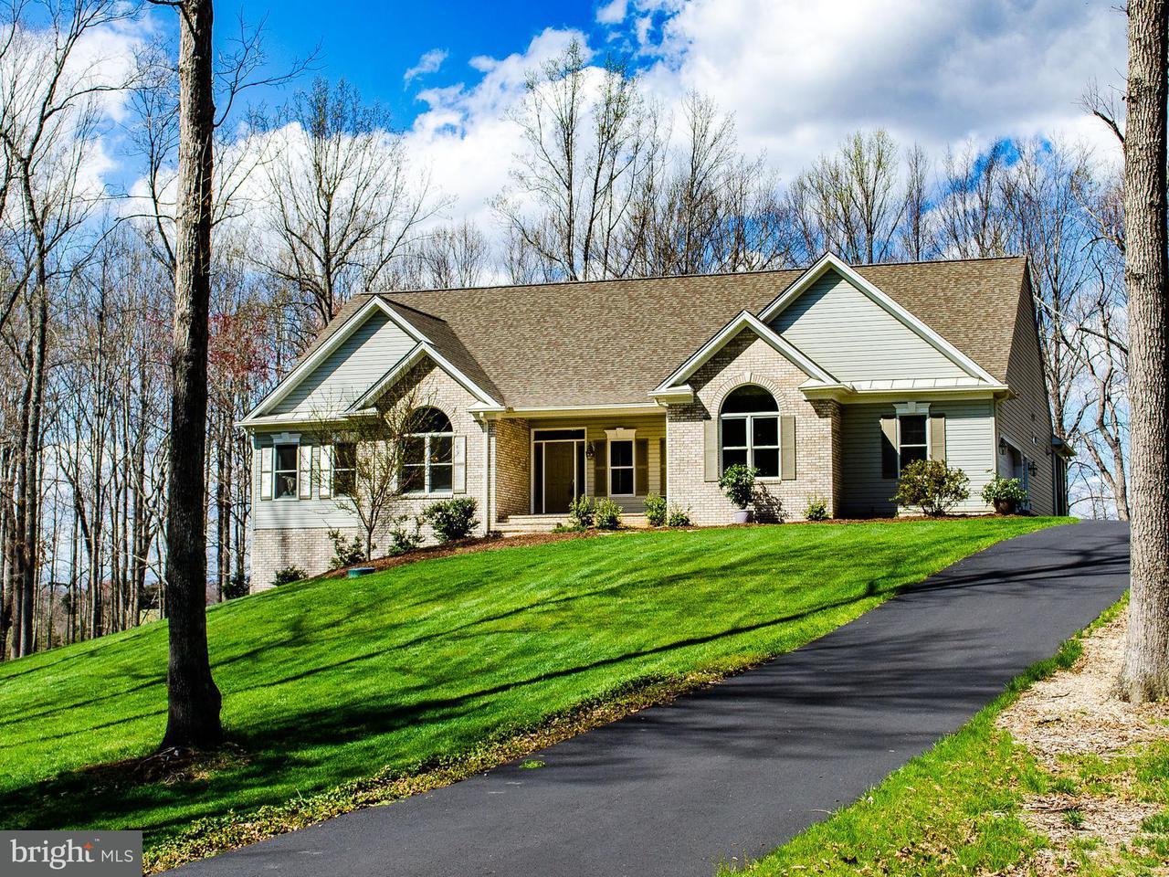 단독 가정 주택 용 매매 에 7331 Covington Home Place 7331 Covington Home Place Culpeper, 버지니아 22701 미국