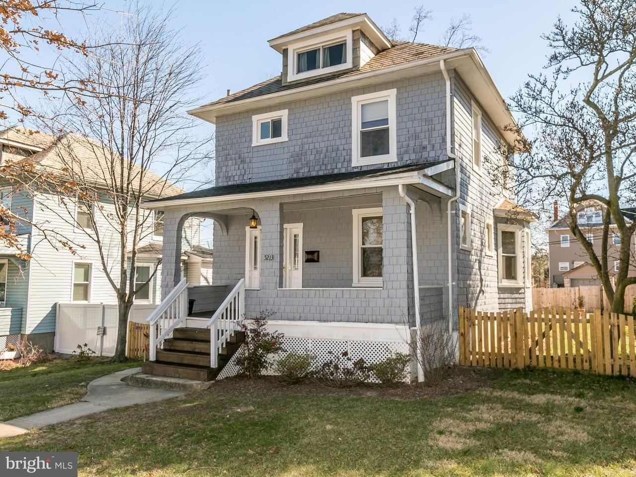 Single Family for Sale at 5213 Catalpha Rd Baltimore, Maryland 21214 United States