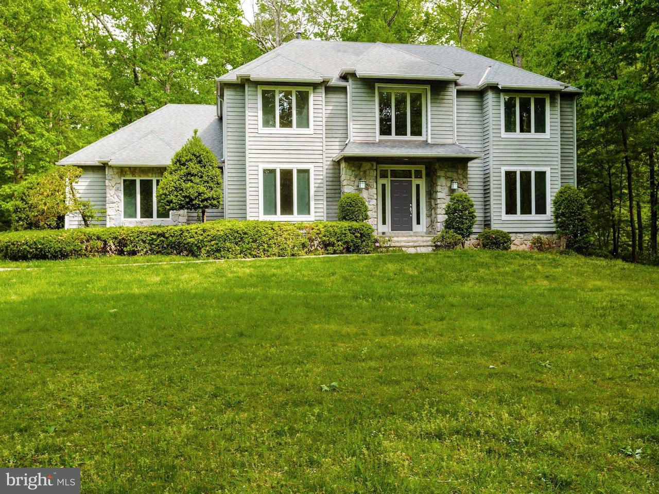 Single Family Home for Sale at 974 Millwood Lane 974 Millwood Lane Great Falls, Virginia 22066 United States