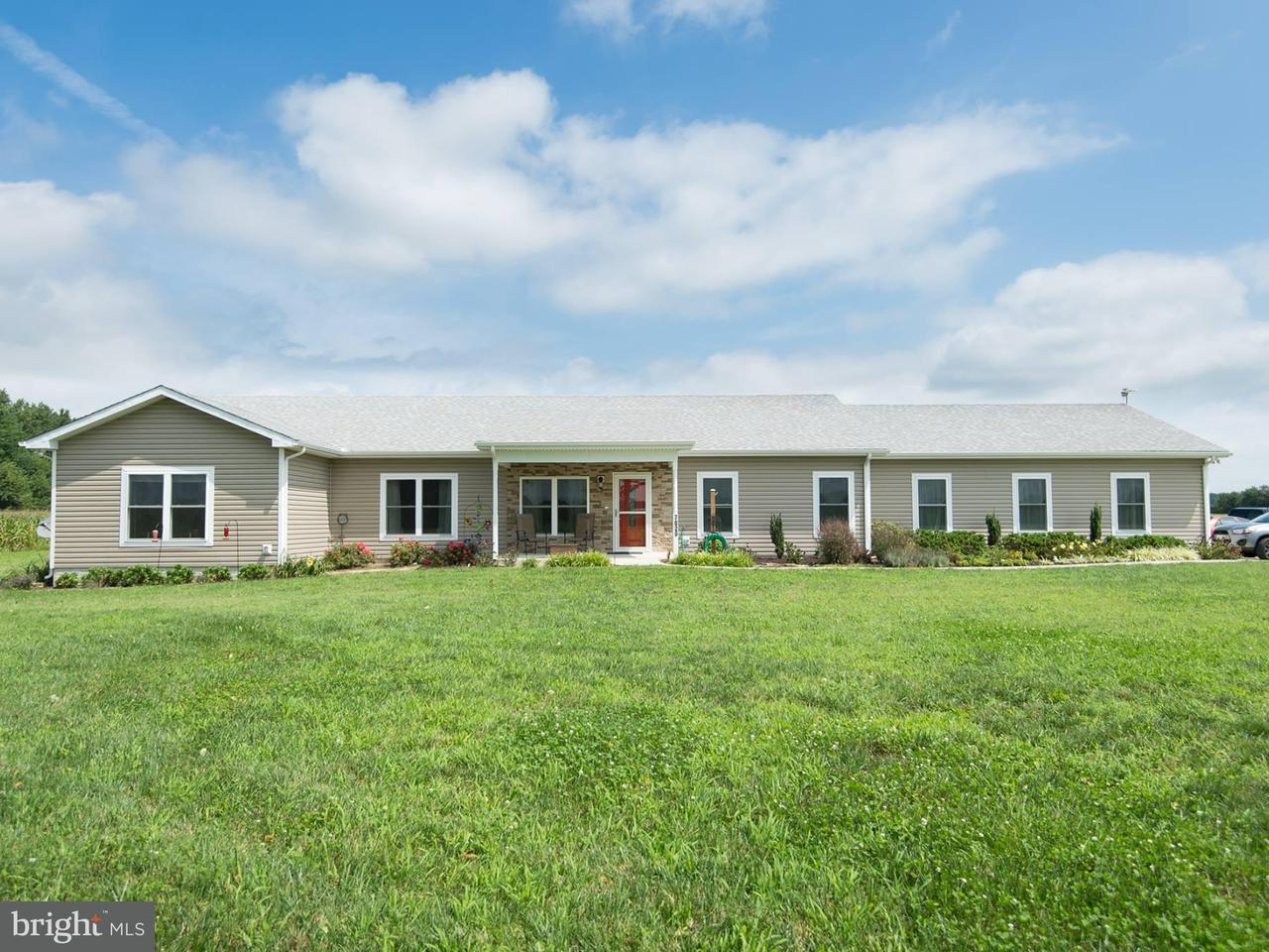 Farm for Sale at 7029 Dion Road 7029 Dion Road Federalsburg, Maryland 21632 United States
