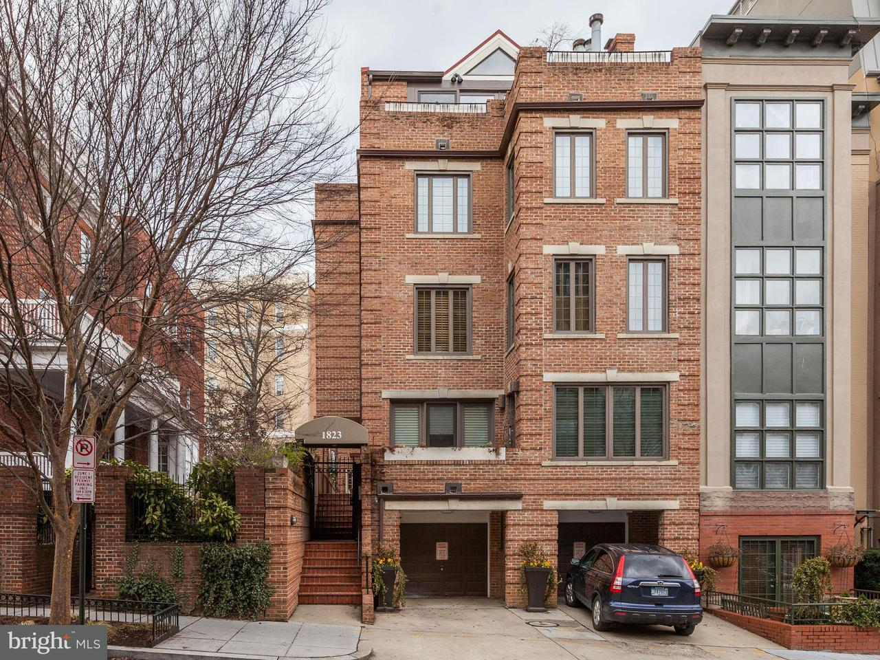 Townhouse for Sale at 1823 Belmont Rd Nw #C 1823 Belmont Rd Nw #C Washington, District Of Columbia 20009 United States