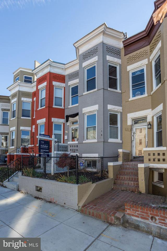 Single Family for Sale at 25 Q St NE Washington, District Of Columbia 20002 United States