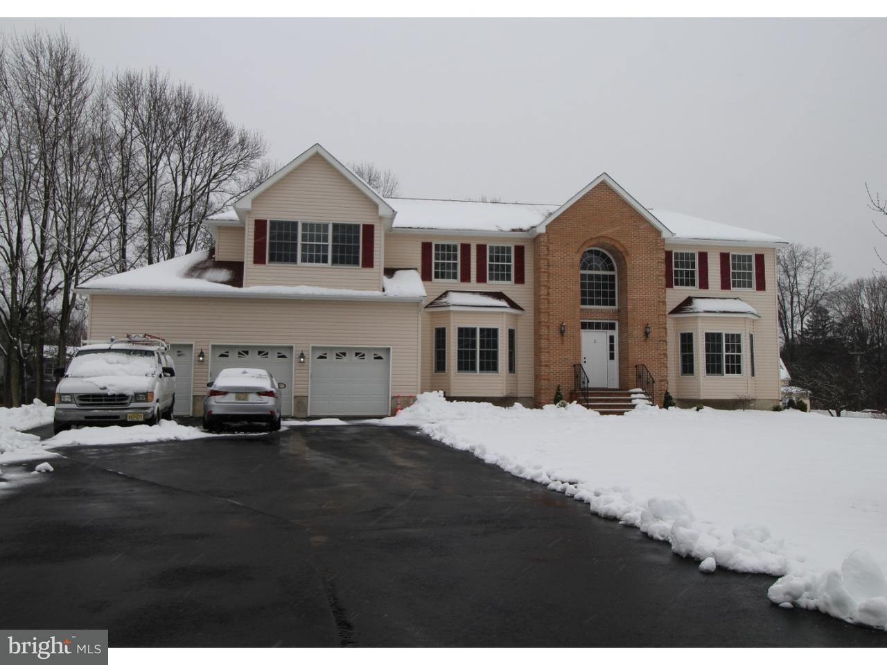 Maison unifamiliale pour l à louer à 2 EMIL Street Princeton Junction, New Jersey 08550 États-UnisDans/Autour: West Windsor Twp
