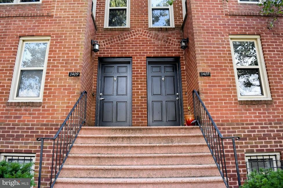 Other Residential for Rent at 1407 A St NE #1407 Washington, District Of Columbia 20002 United States
