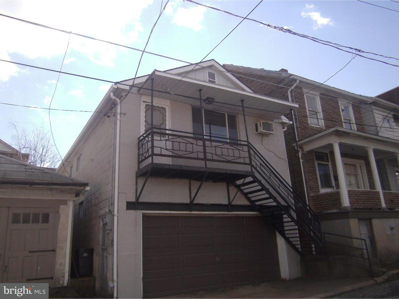 Maison unifamiliale pour l Vente à 122 E EARLY Avenue Coaldale, Pennsylvanie 18218 États-Unis