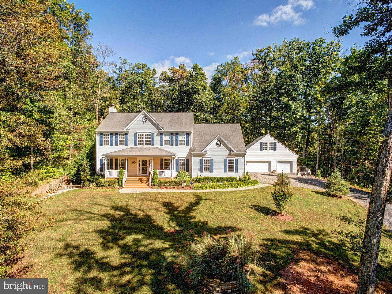 Single Family Home for Sale at 5471 Keyser Road 5471 Keyser Road Hume, Virginia 22639 United States