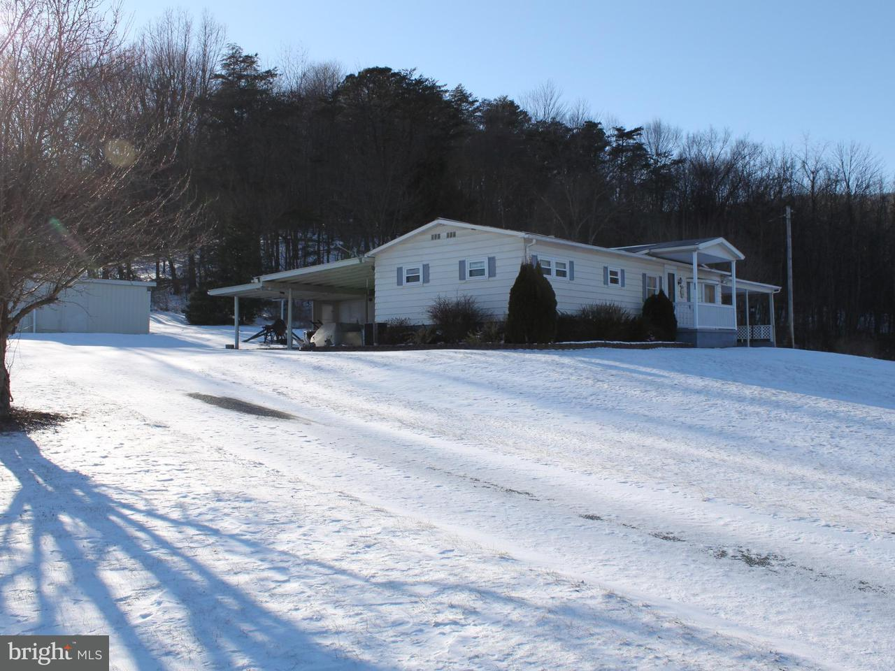 Single Family for Sale at 2846 Fouses Xing James Creek, Pennsylvania 16657 United States