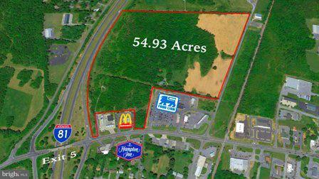Terrain pour l Vente à Off Rt 51 Off Rt 51 Inwood, Virginie-Occidentale 25428 États-Unis