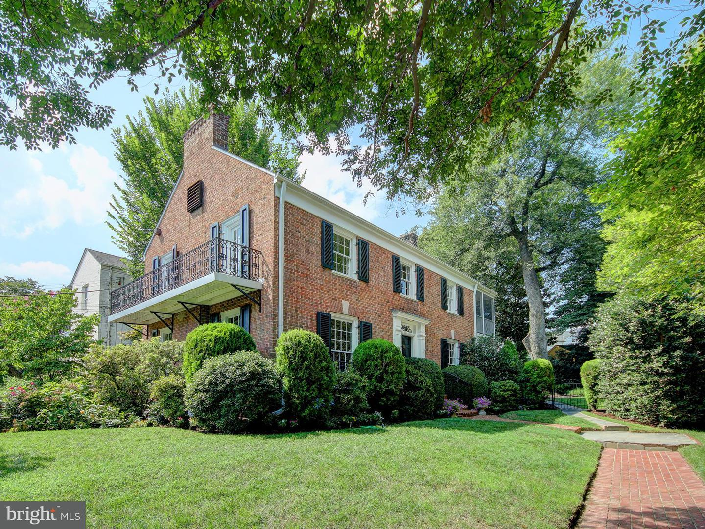 Single Family for Sale at 4607 Kenmore Dr NW Washington, District Of Columbia 20007 United States
