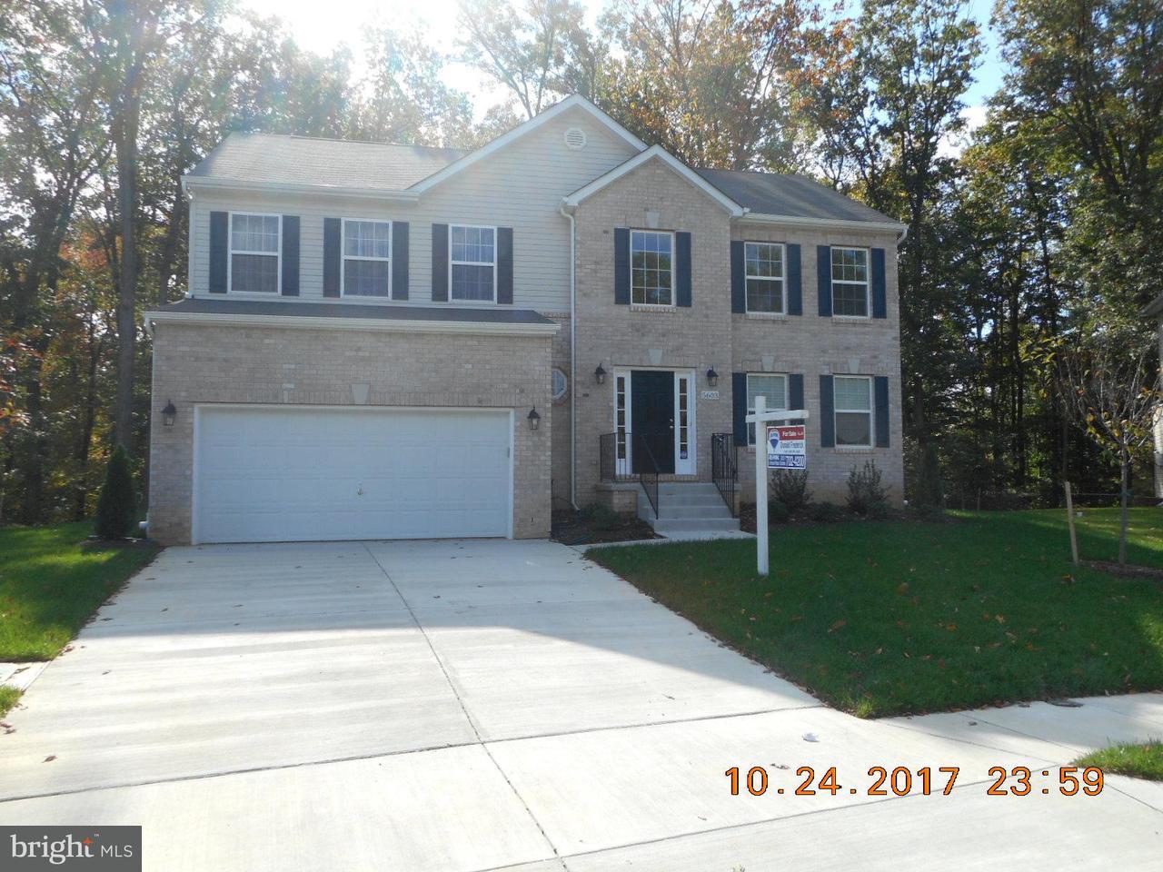 Maison unifamiliale pour l Vente à 5603 Rugged Lane 5603 Rugged Lane Capitol Heights, Maryland 20743 États-Unis