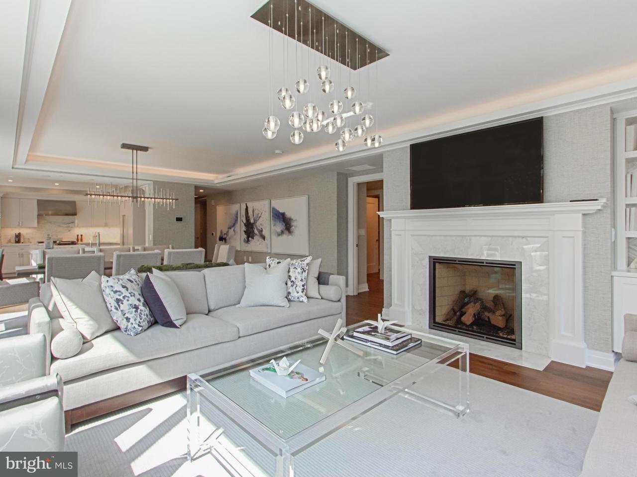 Appartement en copropriété pour l Vente à 4901 Hampden Ln #201 4901 Hampden Ln #201 Bethesda, Maryland 20814 États-Unis