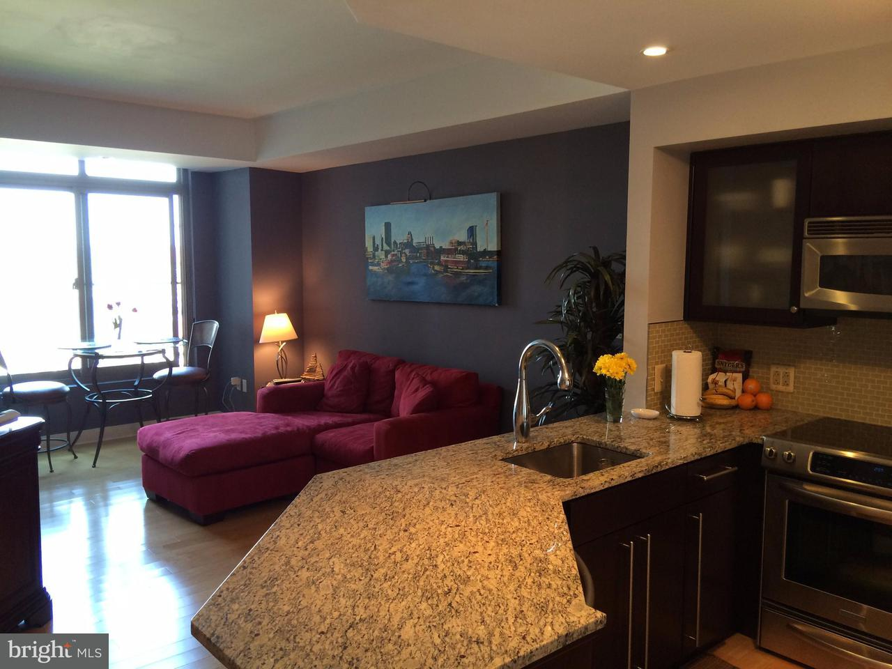 Photo of home for sale at 675 President Street S, Baltimore MD
