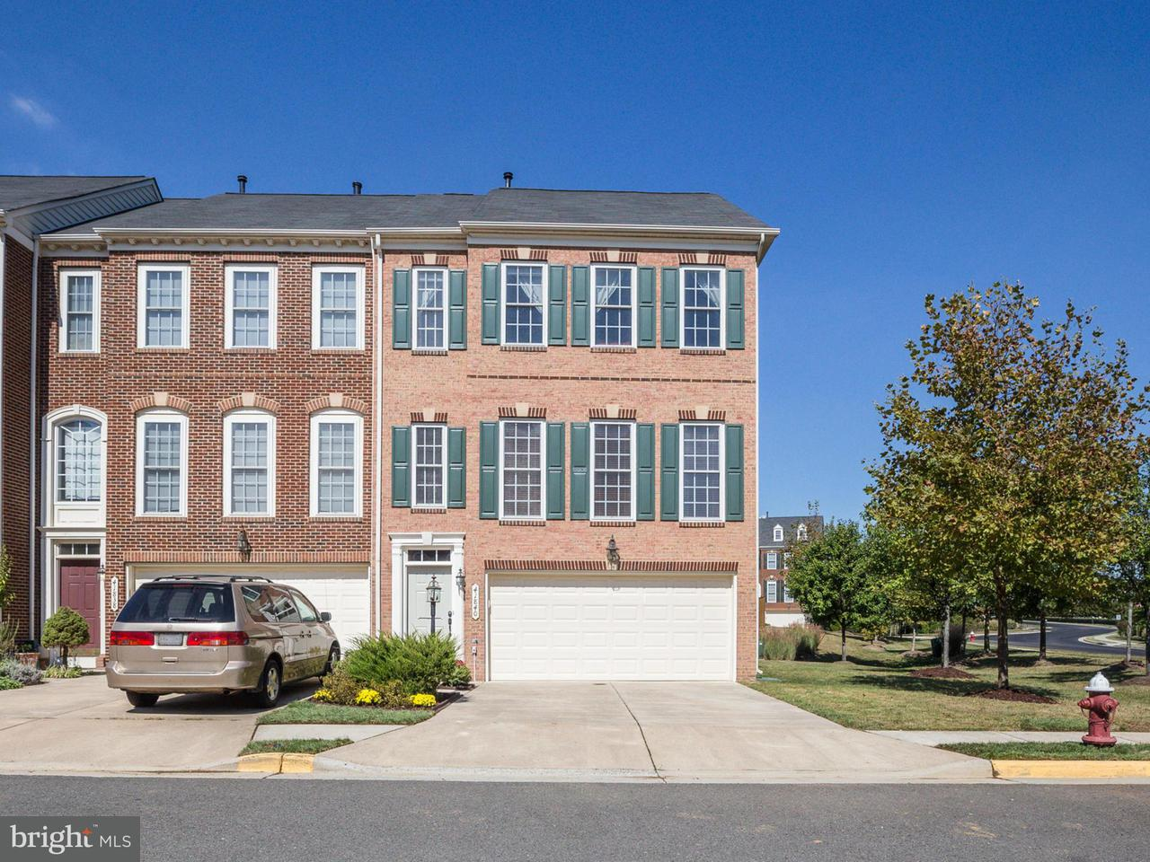 Townhouse for Sale at 41840 Proverbial Ter 41840 Proverbial Ter Aldie, Virginia 20105 United States