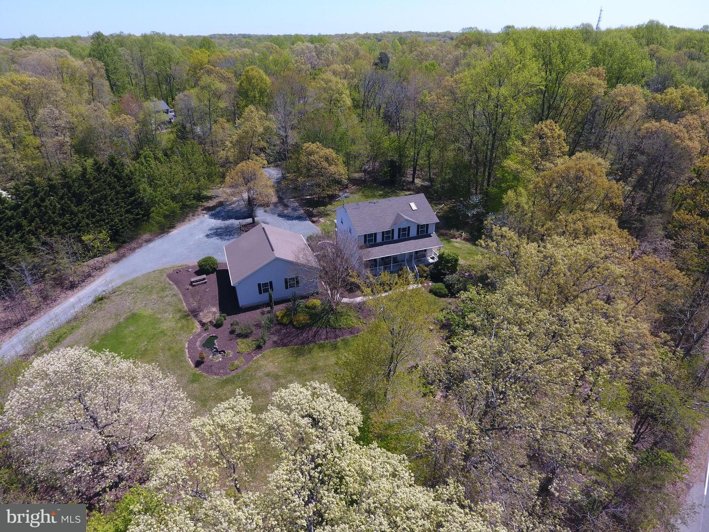 Single Family for Sale at 4850 Wades Way Port Republic, Maryland 20676 United States
