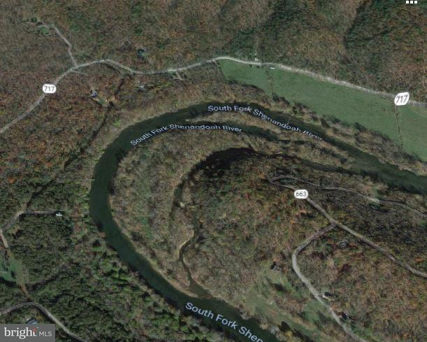 Land for Sale at Island Ford Road Rileyville, Virginia 22650 United States