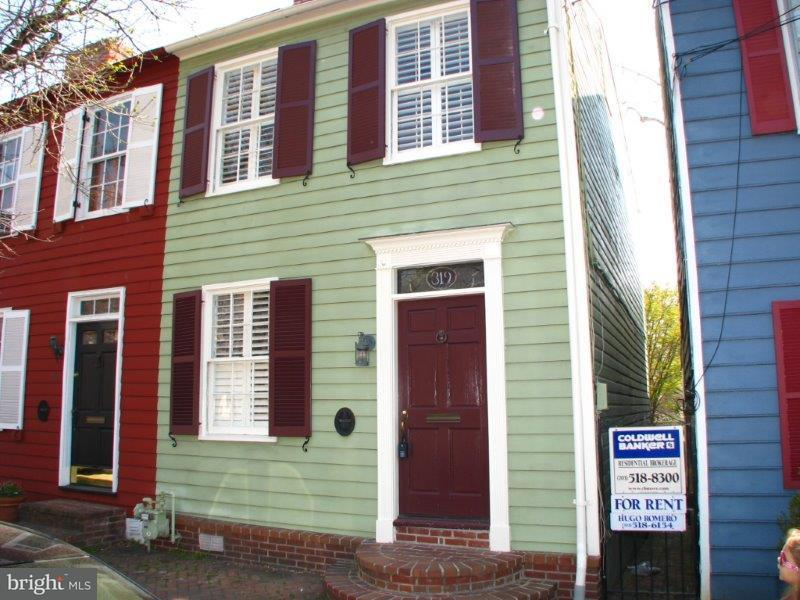 Other Residential for Rent at 319 Saint Asaph St N Alexandria, Virginia 22314 United States