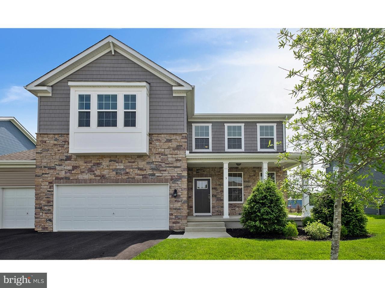 Enfamiljshus för Försäljning vid 5 STAMFORD Place Marlton, New Jersey 08053 Usa
