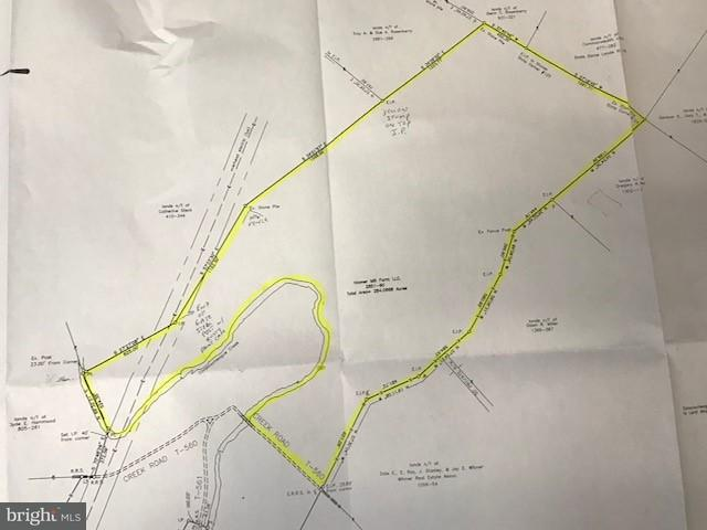 Land for Sale at Creek Road Creek Road Willow Hill, Pennsylvania 17271 United States