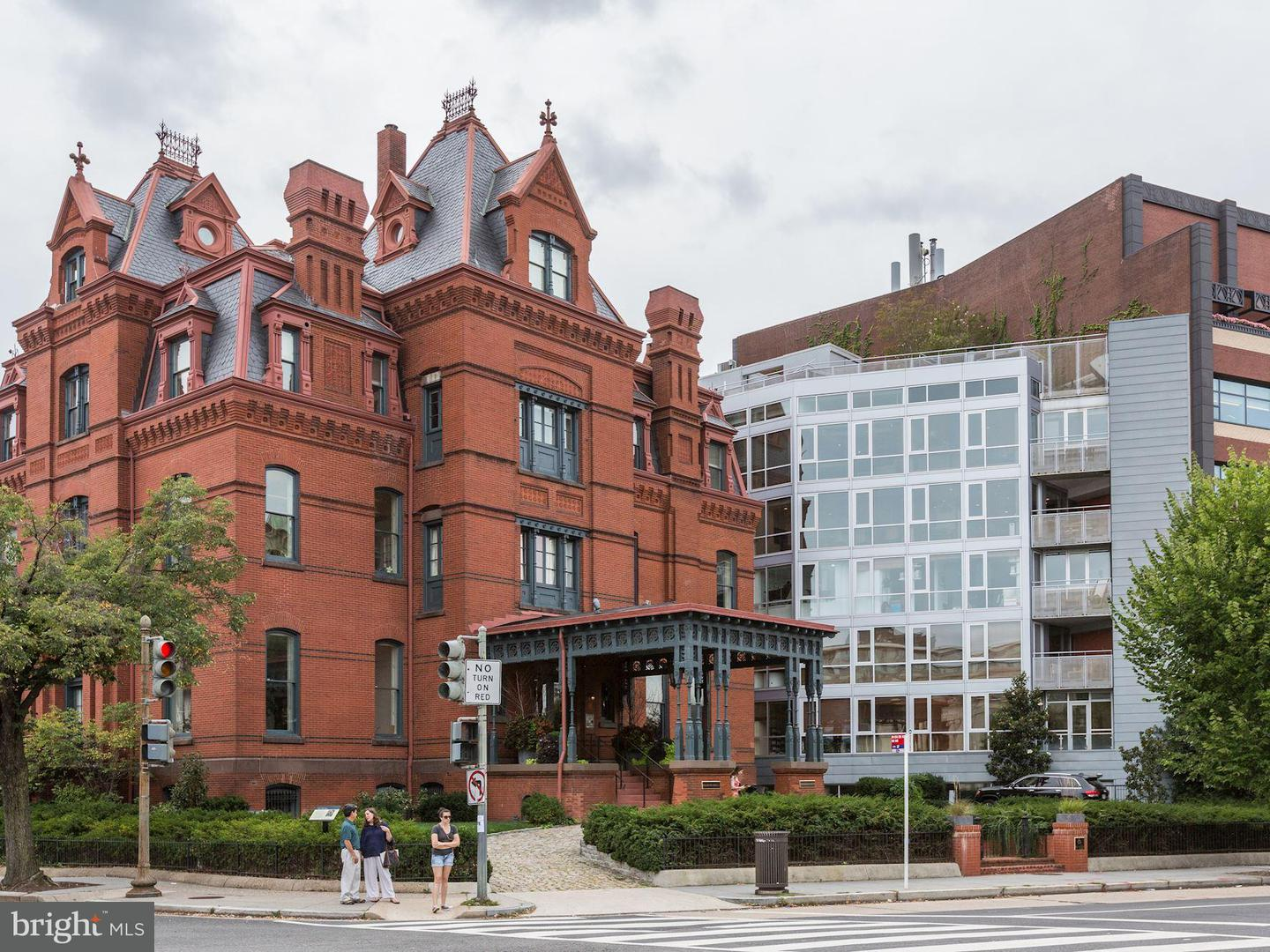 Single Family for Sale at 2002 Massachusetts Ave NW #penthouse #4 Washington, District Of Columbia 20036 United States