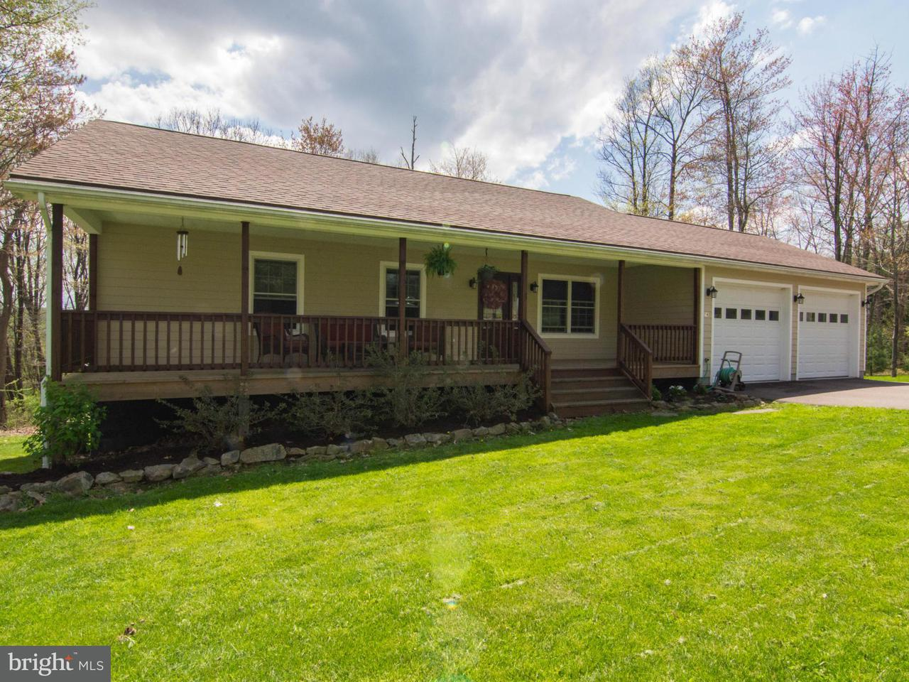 Single Family for Sale at 114 Accident Friendsville Rd Accident, Maryland 21520 United States