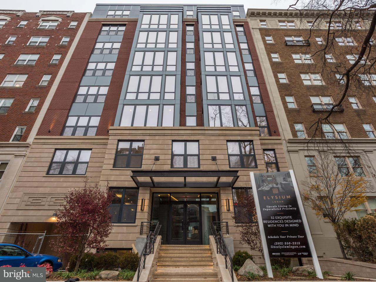 Condominium for Sale at 1427 Rhode Island Ave NW #602 Washington, District Of Columbia 20005 United States