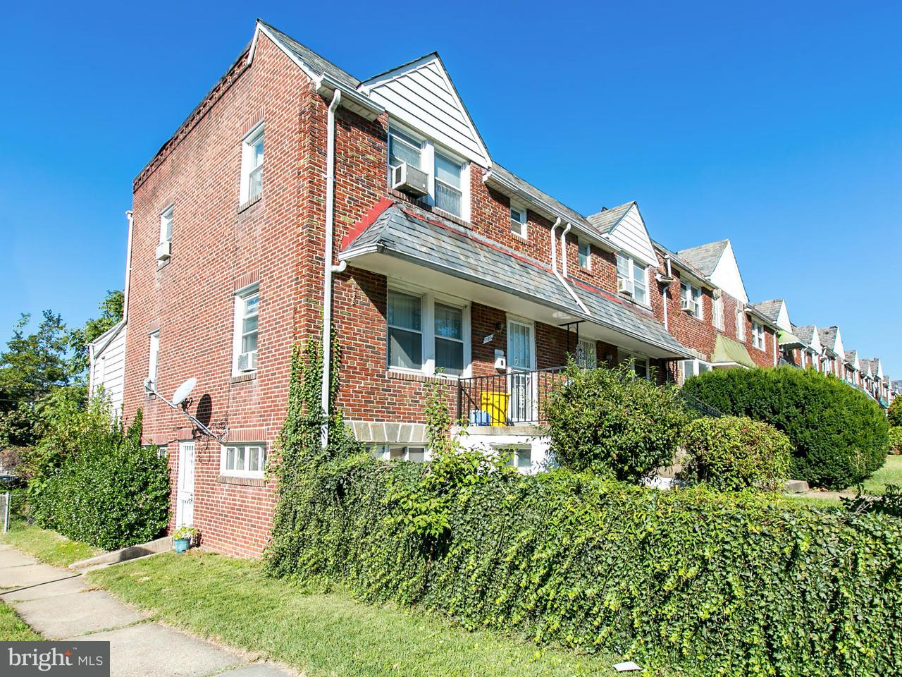 Single Family for Sale at 700 Whitmore Ave Baltimore, Maryland 21216 United States