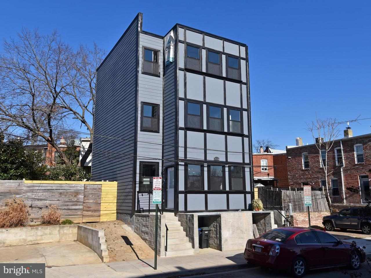 Single Family for Sale at 1436 Ives Pl SE #2 Washington, District Of Columbia 20003 United States