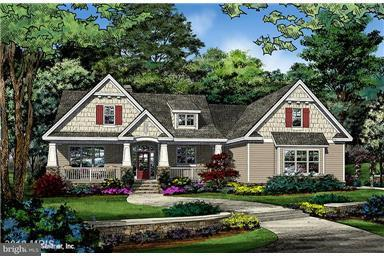 Single Family for Sale at 4110 South Mount Ct Rohrersville, Maryland 21779 United States
