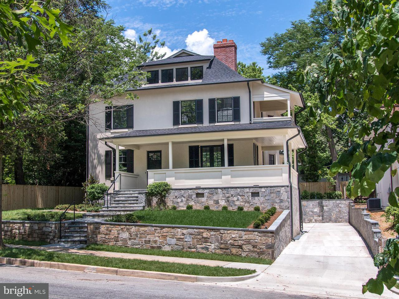 Single Family for Sale at 3515 Woodley Rd NW Washington, District Of Columbia 20016 United States