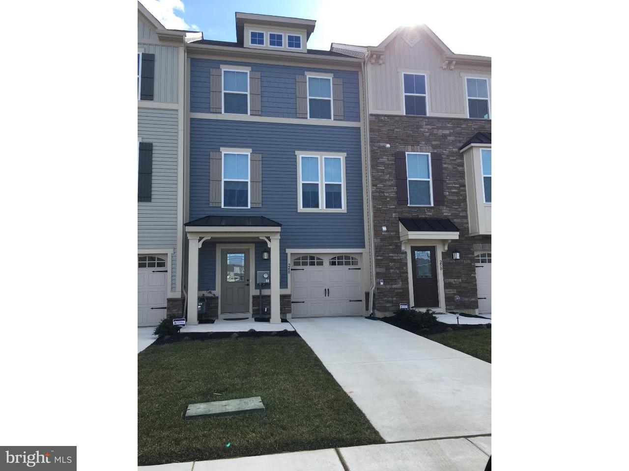 Casa unifamiliar adosada (Townhouse) por un Alquiler en 223 IANNELLI Road Mount Royal, Nueva Jersey 08061 Estados Unidos