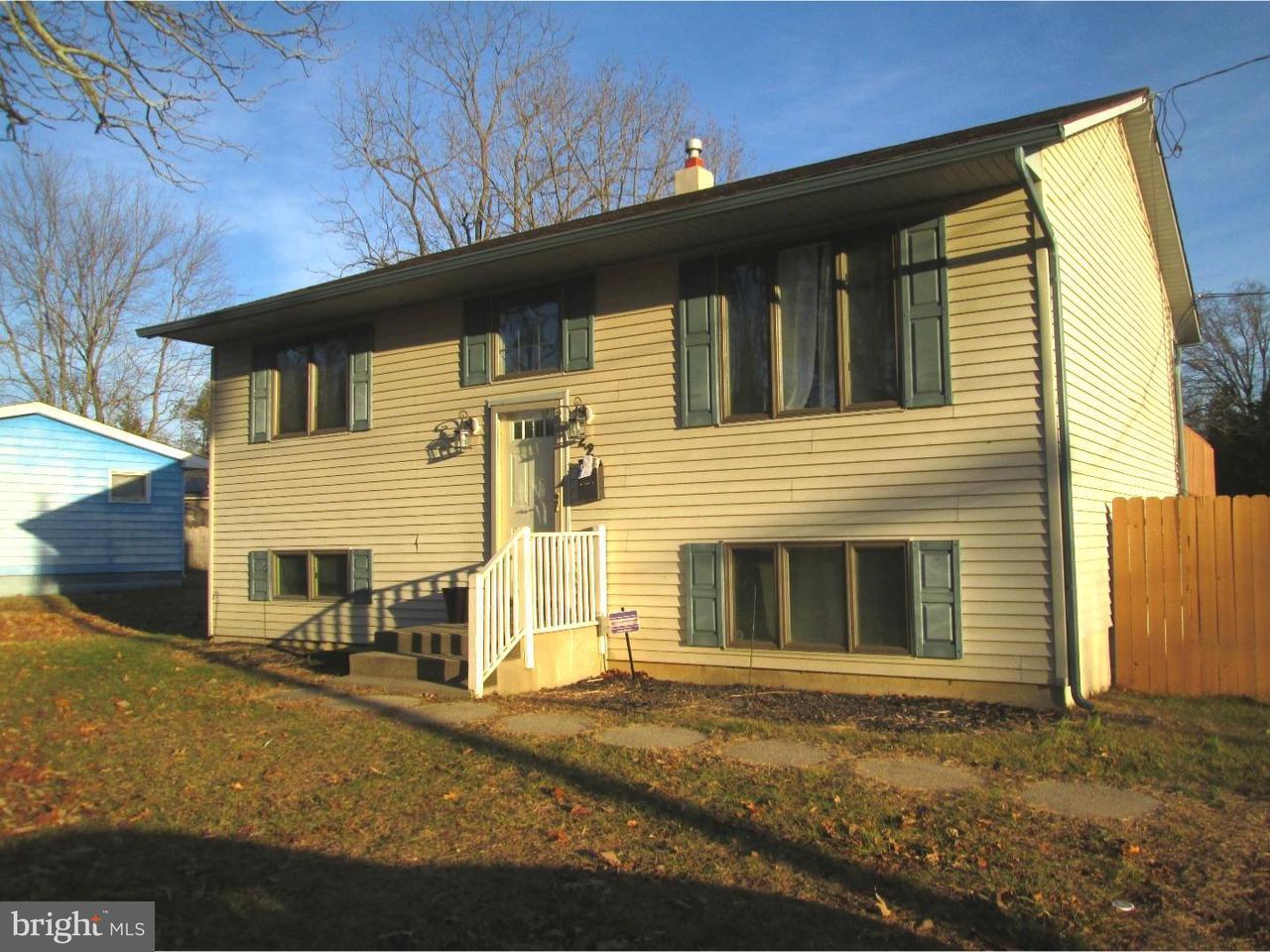 独户住宅 为 出租 在 22 REED Avenue Clementon, 新泽西州 08021 美国