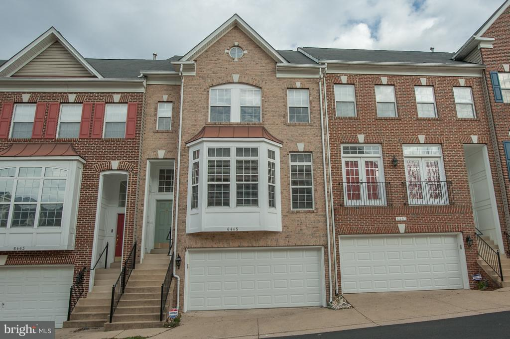 Townhouse for Sale at 6465 Waterfield Road 6465 Waterfield Road Alexandria, Virginia 22315 United States