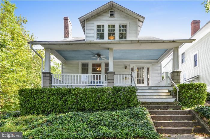 Single Family Home for Sale at 5533 Hawthorne Pl Nw 5533 Hawthorne Pl Nw Washington, District Of Columbia 20016 United States