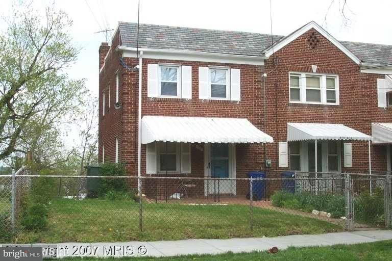 Single Family for Sale at 3942 Blaine St NE Washington, District Of Columbia 20019 United States