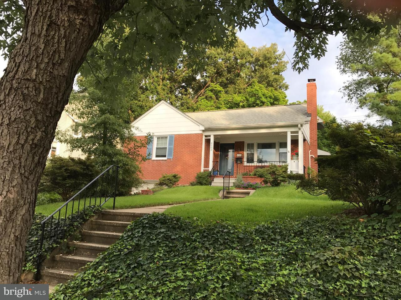 Single Family for Sale at 4503 Arabia Ave Baltimore, Maryland 21214 United States