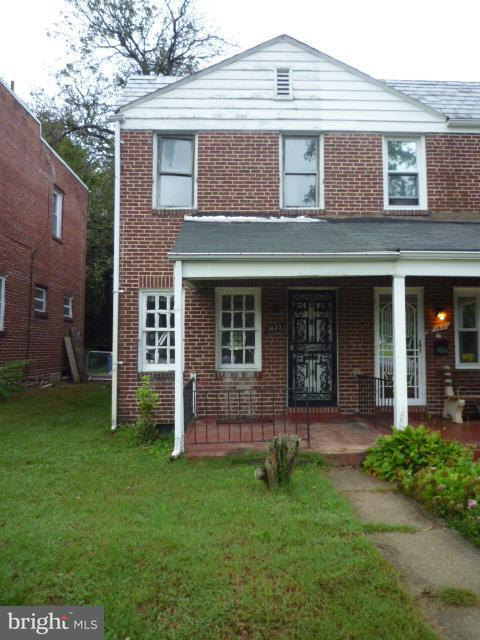 Single Family for Sale at 1623 Dukeland St N Baltimore, Maryland 21216 United States