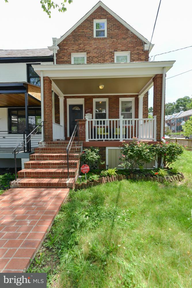 Single Family for Sale at 4901 New Hampshire Ave NW Washington, District Of Columbia 20011 United States