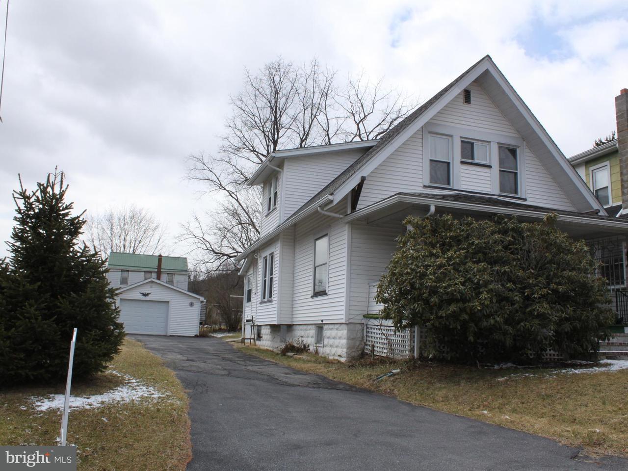 Single Family for Sale at 37 West Ridge St Mount Union, Pennsylvania 17066 United States