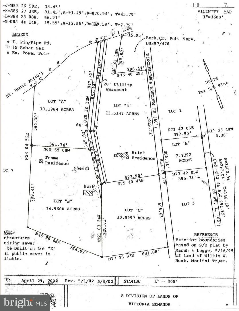 Land for Sale at Soldier Dr Bunker Hill, West Virginia 25413 United States
