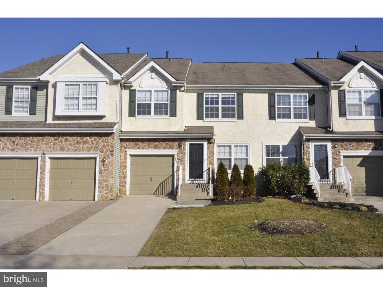 Casa unifamiliar adosada (Townhouse) por un Alquiler en 22 HEARTHSTONE Lane Evesham Twp, Nueva Jersey 08053 Estados Unidos