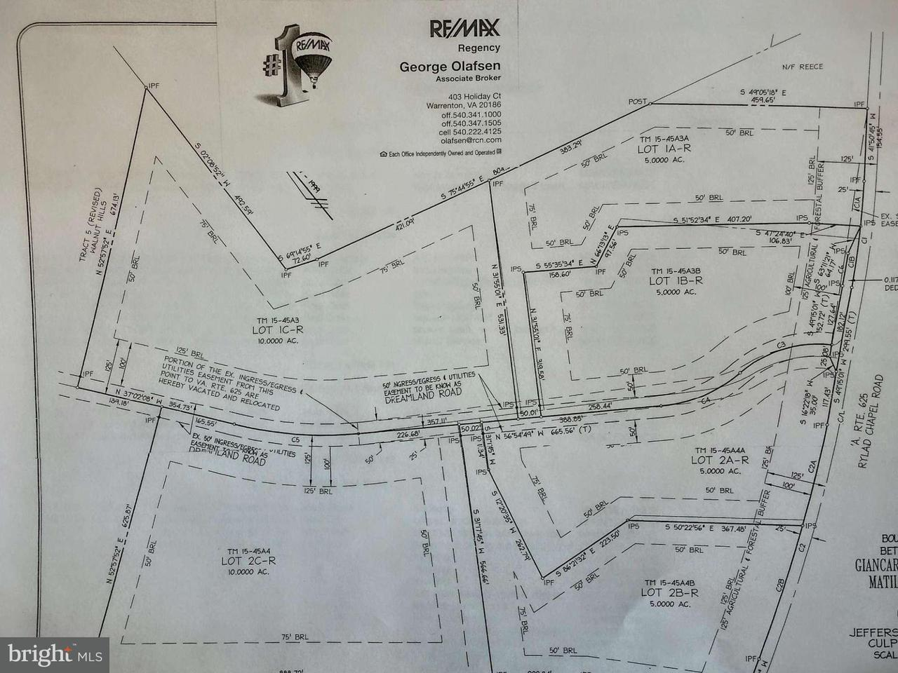 Additional photo for property listing at Ryland Chapel Rd  Jeffersonton, Virginia 22724 United States