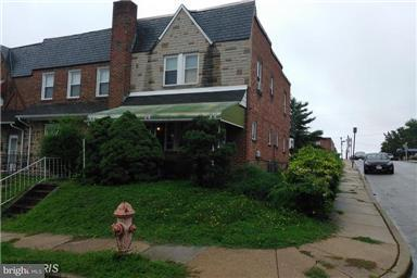 Single Family for Sale at 923 Calwell Rd Baltimore, Maryland 21229 United States