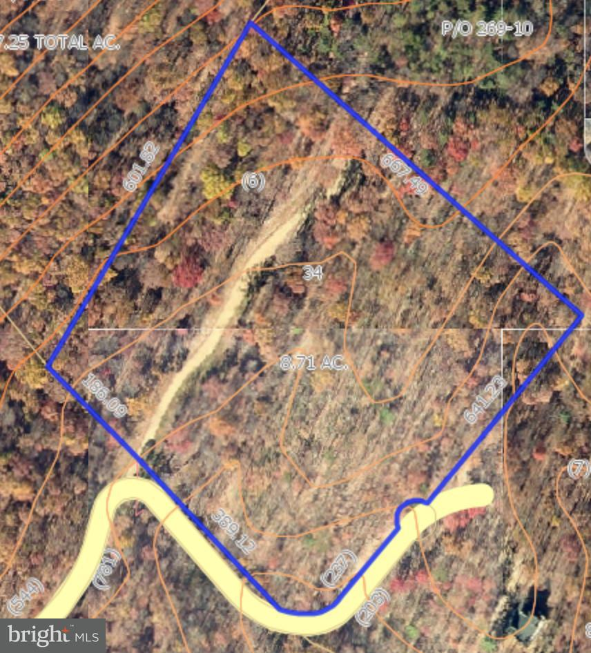 Land for Sale at Solar Ln Baker, West Virginia 26801 United States