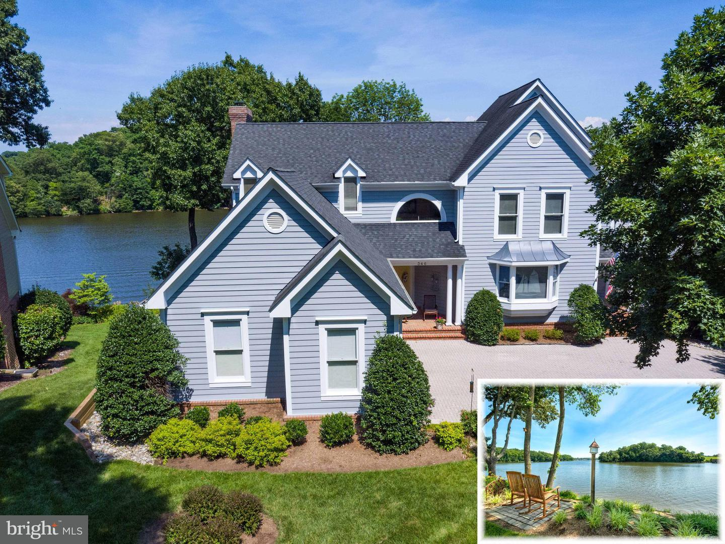 Single Family for Sale at 346 Berkshire Dr Riva, Maryland 21140 United States